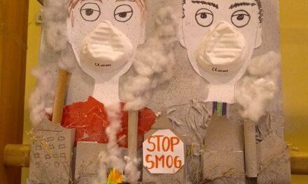 Akcja szkolna STOP SMOG! Niedla Czadu!
