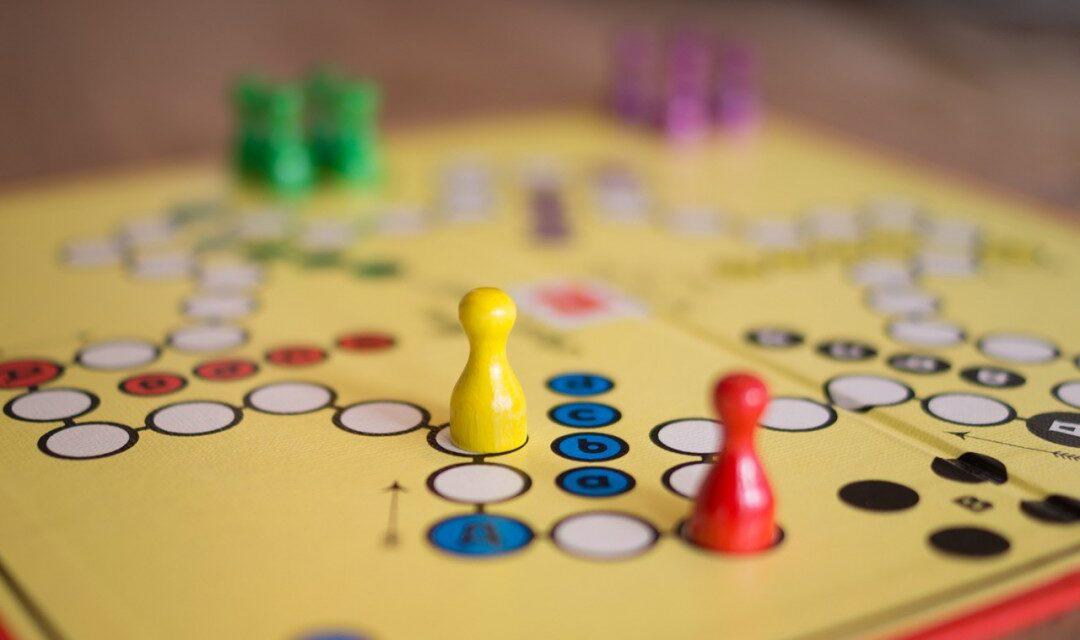 Ogłoszenie – zakup gier planszowych