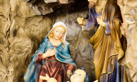Wystawa szopek bożonarodzeniowych