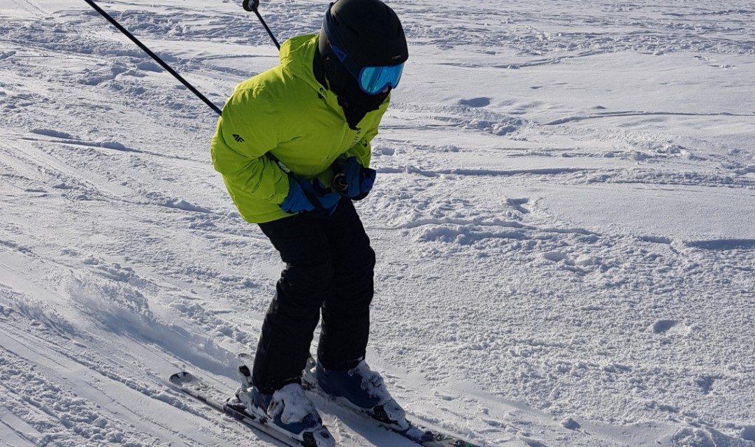 IMistrzostwa Sportów Zimowych SP1 wRajczy