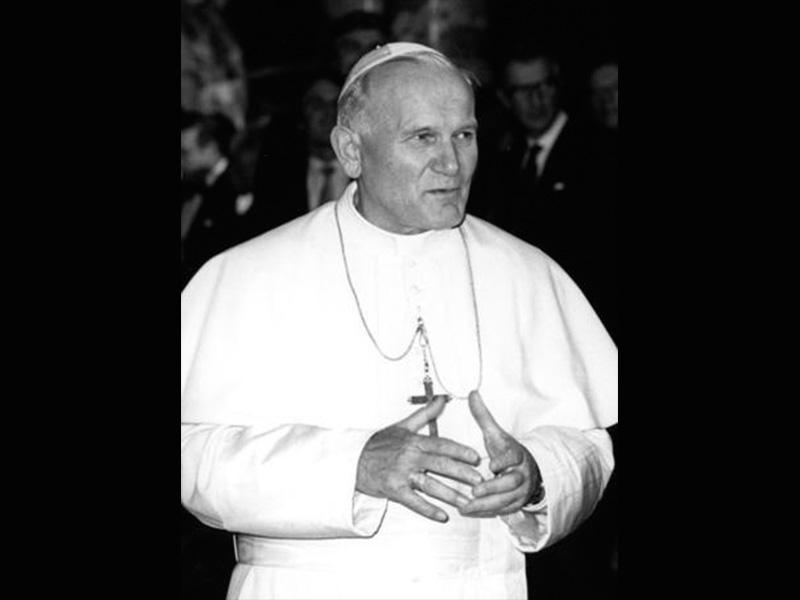 15 rocznica śmierci Św. Jana Pawła II