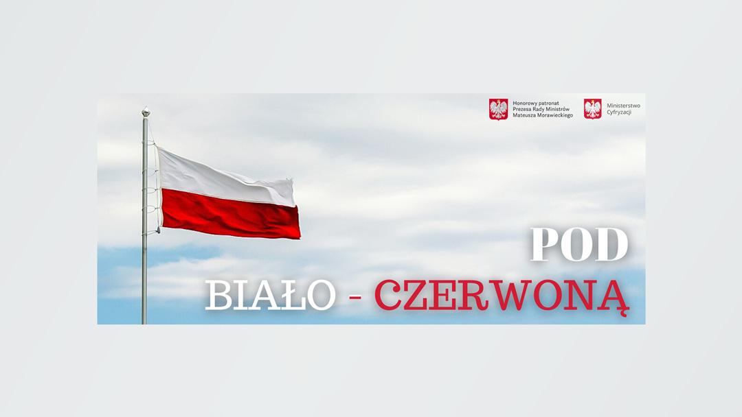 """Gmina Rajcza bierze udział wprojekcie """"POD BIAŁO-CZERWONĄ"""""""