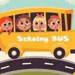 Bus szkolny dla uczniów klas 1-3SP orazdzieci przedszkolnych – od4 maja 2021.