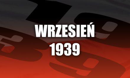 4.45 1.9.1939 – Polski Wrzesień Dzień podniu