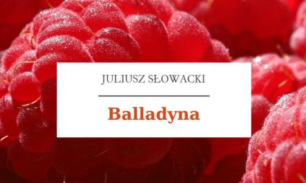 Balladyna – Narodowe Czytanie 2020 podhonorowym patronatem Pary Prezydenckiej.