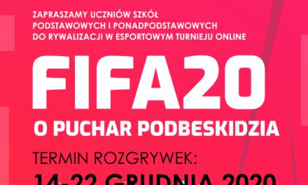 Esportowy Turniej FIFA20 oPuchar Podbeskidzia