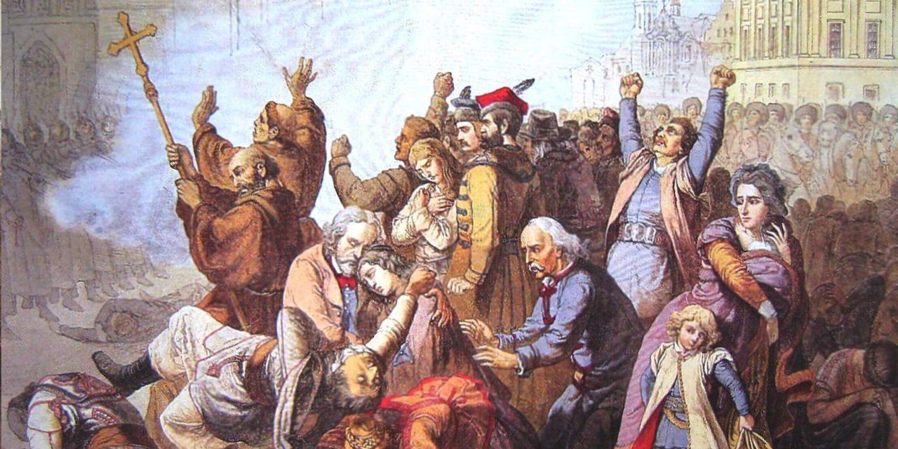 22/01/1863 – 158. rocznica powstania styczniowego