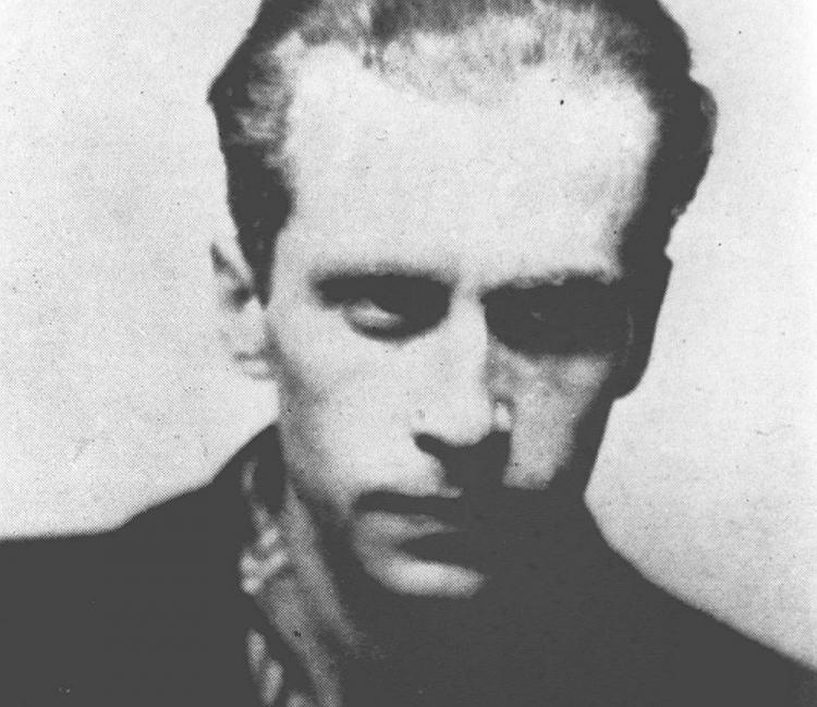 Krzysztof Kamil Baczyński. Fot. PAP/Reprodukcja